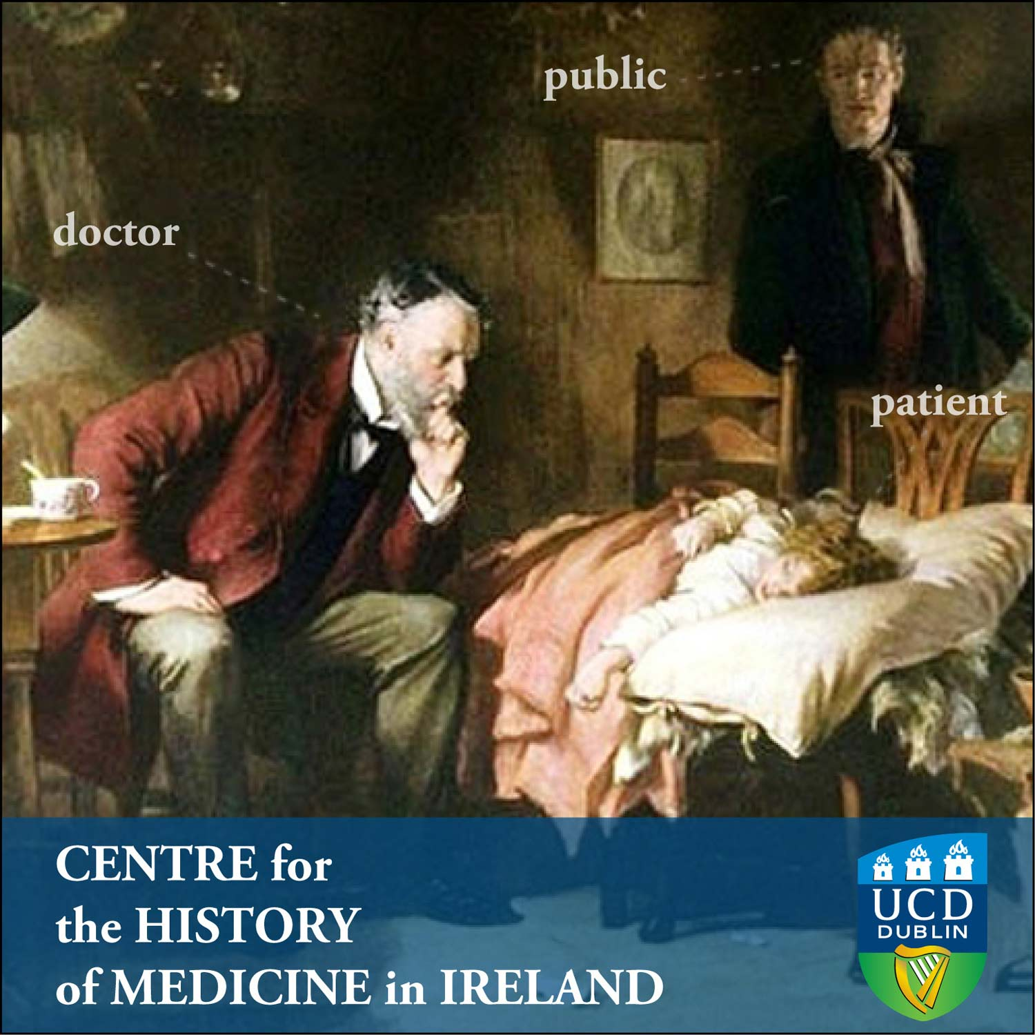 Centre for the History of Medicine in Ireland Podcast